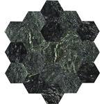 Kakel - Grön Bricmate U Green Marble Polished 34305 10x10cm