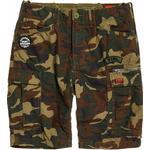 Herrkläder Superdry Parachute Cargo Shorts - Olive Alpine Camo