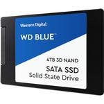 SSD Western Digital Blue 3D Nand WDS400T2B0A 4TB