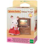 Doll-house Furniture Sylvanian Families Deluxe TV Set
