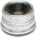 Fujifilm X - Vidvinkelobjektiv 7artisans 25mm F1.8 For Fujifilm X