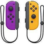 Nintendo Switch Joy-Con Pair - Purple/Orange