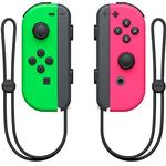 Nintendo Switch Joy-Con Pair - Green/Pink
