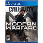 PlayStation 4-spel Call of Duty: Modern Warfare