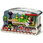 Mexican Train Domino Tin Box