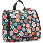 Necessärer Reisenthel Toiletbag XL - Happy Flowers