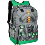 Ryggsäckar Minecraft Emerald Survivalist Backpack - Green