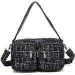 Blå Väskor Noella Celia Crossover Bag - Ocean Blue