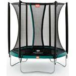 Studsmattor Berg Talent 180cm + Safety Net Comfort