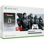 Gears of war 2 Spelkonsoler Microsoft Xbox One S 1TB - Gears 5 Bundle
