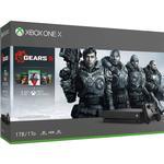 Gears of war 2 Spelkonsoler Microsoft Xbox One X 1TB - Gears 5 Bundle
