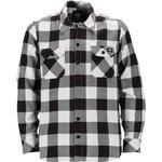 Flanellskjorta Herrkläder Dickies Sacramento Shirt - Black