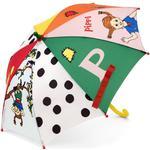Barnparaplyer Micki Pippi Umbrella Multicolor (44377400)