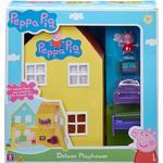 Greta gris hus Leksaker Character Peppa Pig Deluxe Peppa Pig Playhouse