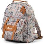 Ryggsäckar - Grå Elodie Details Backpack Mini - Vintage Flower