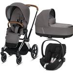Cybex ePriam (Duo) (Travel system)