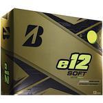 Golfbollar Bridgestone E12 Soft (12 pack)