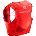 Löparryggsäck Salomon Adv Skin 12 Set - Fiery Red