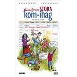 Böcker Familjens stora kom-ihåg-kalender 2020 (Spiral)
