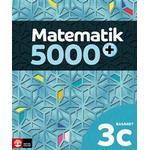 Matematik 5000 3c Böcker Matematik 5000+ Kurs 3c Basåret Lärobok (Häftad)