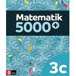 Matematik 5000 3c Böcker Matematik 5000+ Kurs 3c Lärobok (Häftad)