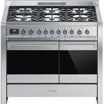 Electric Oven Smeg A2-81 Stainless Steel