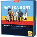 Sällskapsspel ALF Nåt Ska Bort