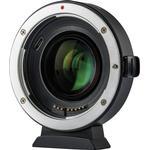 Viltrox EF-EOS M2 For Canon EF To Canon EF-M Objektivadapter