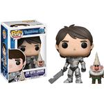 Funko Pop! Animation Trollhunters Jim with Gnome