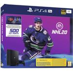Sony PlayStation 4 Pro 1TB - NHL 20