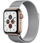 Apple Watch Series 5 - Smart Watches Apple Watch Series 5 Cellular 40mm Stainless Steel Case with Milanese Loop