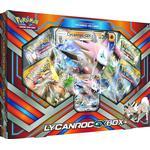 Sällskapsspel Pokémon Lycanroc GX Box
