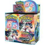 Sällskapsspel Pokémon Sun & Moon Cosmic Eclipse Booster Box
