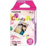 Fuji instax mini film Analoga Kameror Fujifilm Instax Mini Film Candy Pop 10 pack