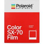 Direktbildsfilm Polaroid Color Film for SX-70 8 pack