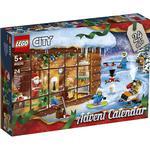 Leksaker Lego City Adventskalender 2019 60235
