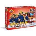 Fireman Sam - Advent Calendar Craze Fireman Sam Advent Calendar