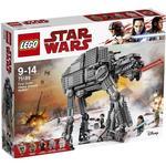 Star Wars - Lego Star Wars Lego Star Wars First Order Heavy Assault Walker 75189