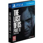 PlayStation 4-spel The Last of Us: Part II - Special Edition