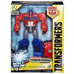 Transformers - Action Figure Hasbro Transformers Cyberverse Ultimate Optimus Prime