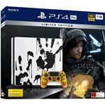 Death Stranding Spelkonsoler Sony PlayStation 4 Pro 1TB - Death Stranding Limited Edition