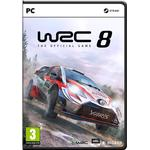 Rally spel ps3 PC-spel WRC 8