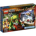 Lego City Adventskalender 2010 2824