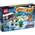 Lego City Adventskalender 2011 7553