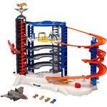 Toy Car Mattel Hot Wheels Super Ultimate Garage Play Set