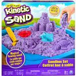 Magic Sand Spin Master Kinetic Sand Sandbox Set