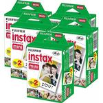 Fujifilm film instax Analoga Kameror Fujifilm Instax Mini 8 Film 100 Pack