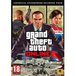 Adventure PC-spel Grand Theft Auto V: Criminal Enterprise Starter Pack