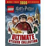 LEGO Harry Potter Ultimate Sticker Collection (Häftad, 2019)