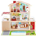 Toys Hape Doll Family Mansion